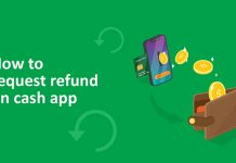 how to request refund on cash app