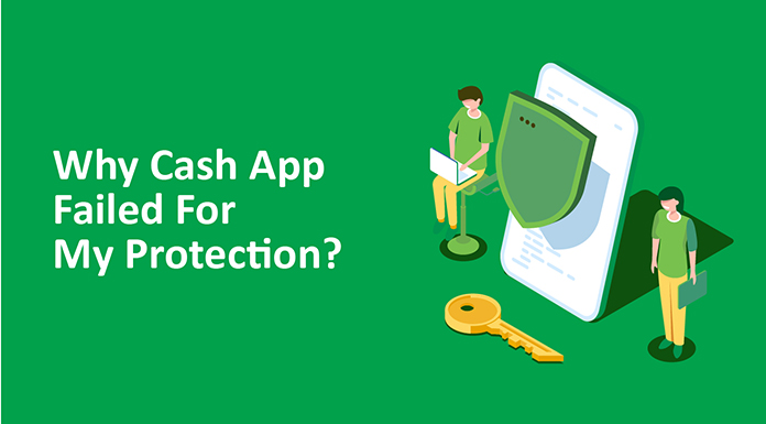 Why cash app payment failed for my protection? - banner